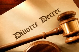 oral divorce agreement